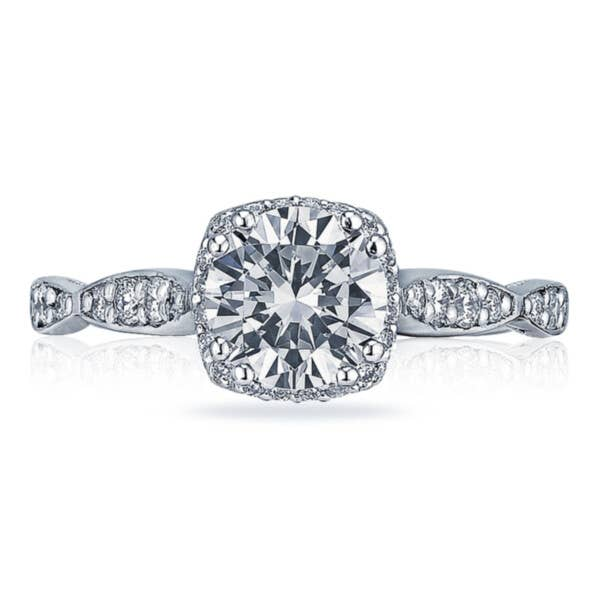 Tacori Engagement Rings - 39-2CU