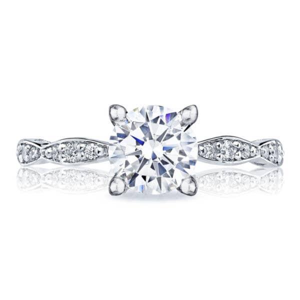 Tacori Engagement Rings - 46-2RD