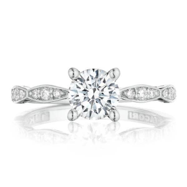 Tacori Engagement Rings - 46-2RD6