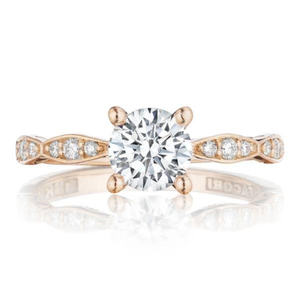 Tacori Engagement Rings - 46-2RD6PK
