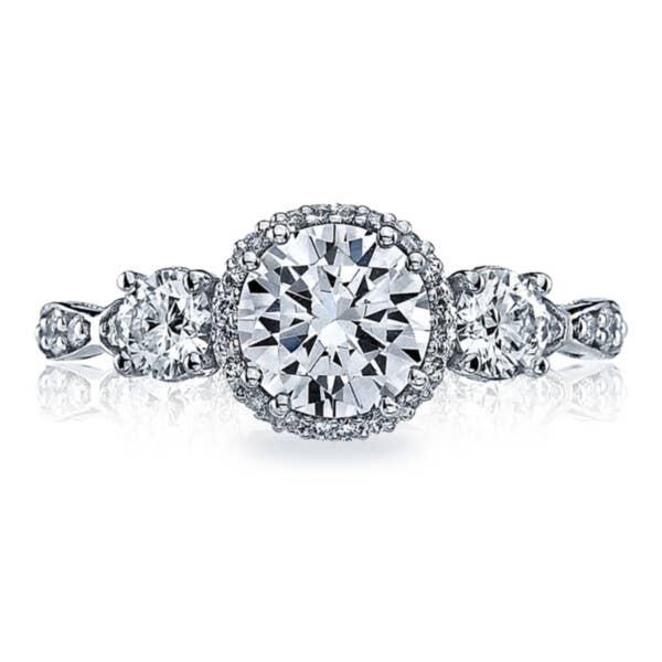 Tacori Engagement Rings - 54-2RD