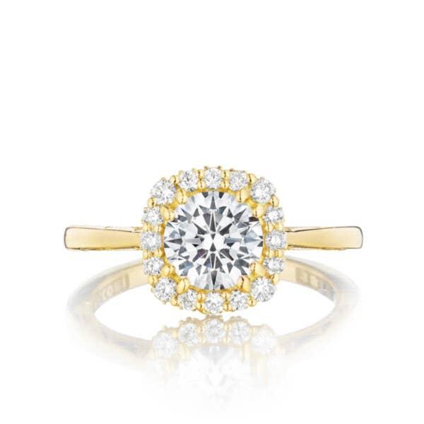 Tacori Engagement Rings - 55-2CU65Y