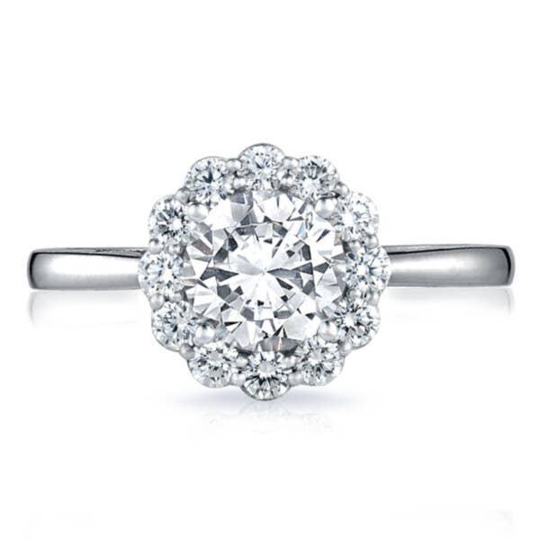 Tacori Engagement Rings - 55-2RD