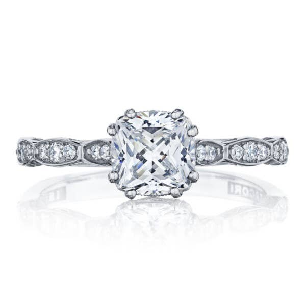 Tacori Engagement Rings - 57-2CU
