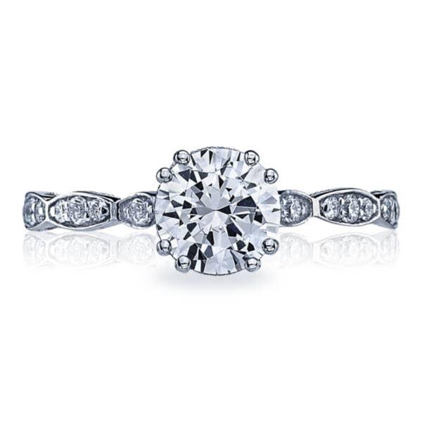 Tacori Engagement Rings - 57-2RD