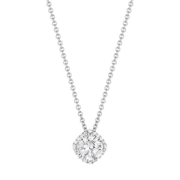 Dantela Bloom Diamond Necklace