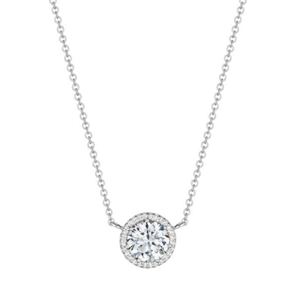 Tacori Bloom Diamond Necklace