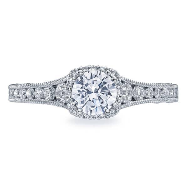 Tacori Engagement Rings - HT2515RD5512XW
