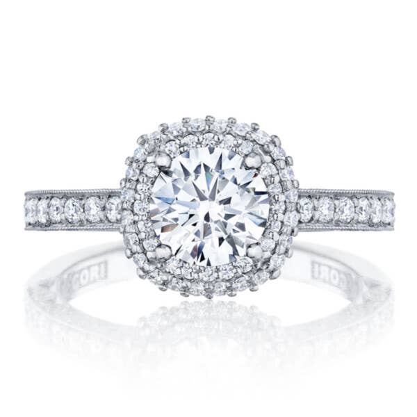 Tacori Engagement Rings - HT2522CU