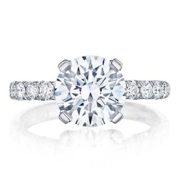 Tacori Engagement Rings - ht254525rd9