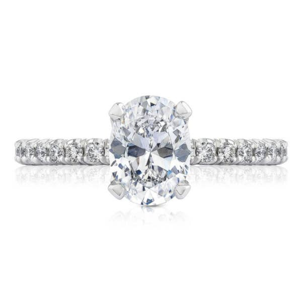 Tacori Engagement Rings - ht2545ov
