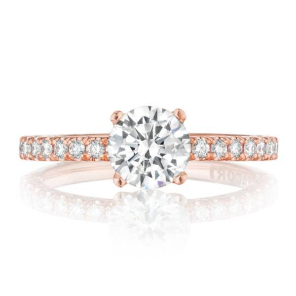 Tacori Engagement Rings - HT2545RD65PK