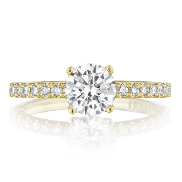 Tacori Engagement Rings - HT2545RD65Y