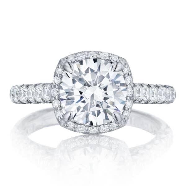 Tacori Engagement Rings - HT254725CU