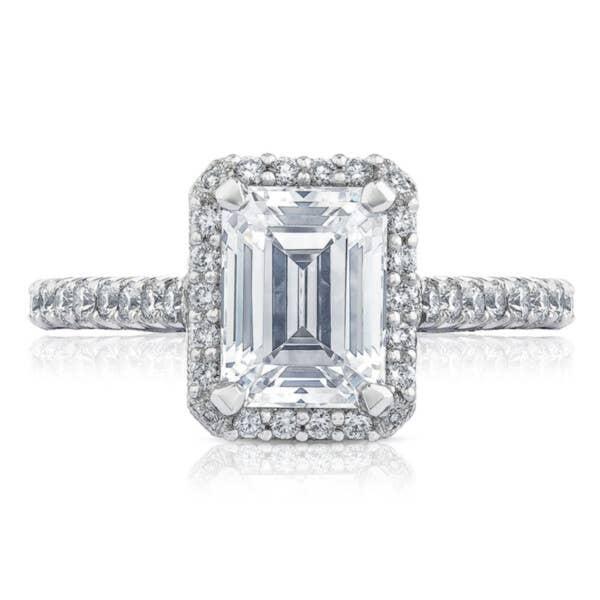 Tacori Engagement Rings - HT2547EC
