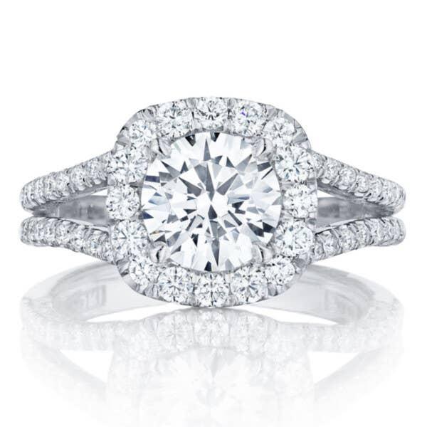 Tacori Engagement Rings - HT2548CU