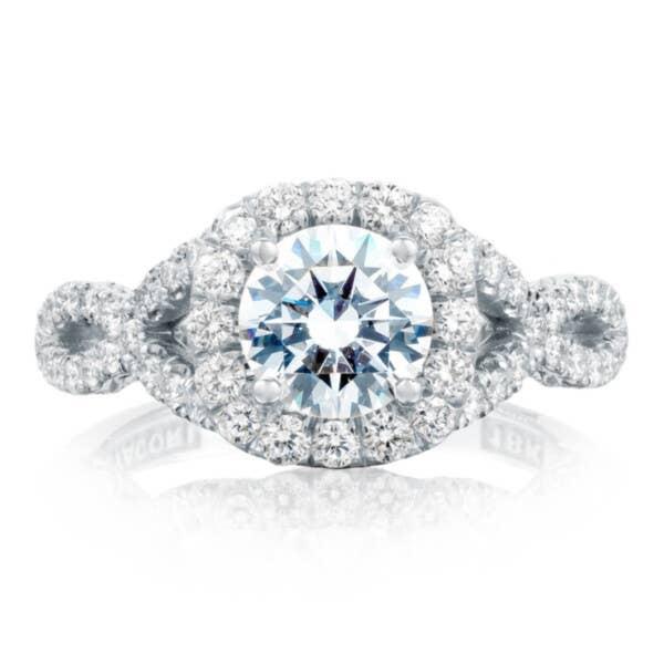 Tacori Engagement Rings - HT2549CU65
