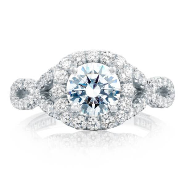 Tacori Engagement Rings - ht2549cu