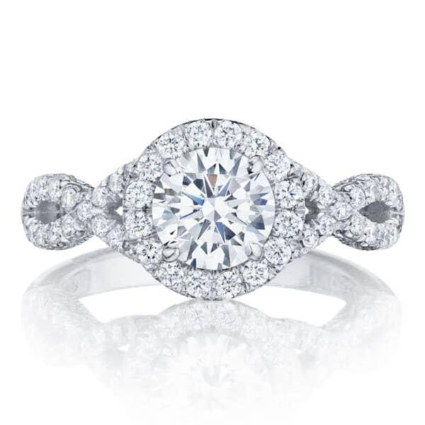 Tacori Engagement Rings - HT2549RD