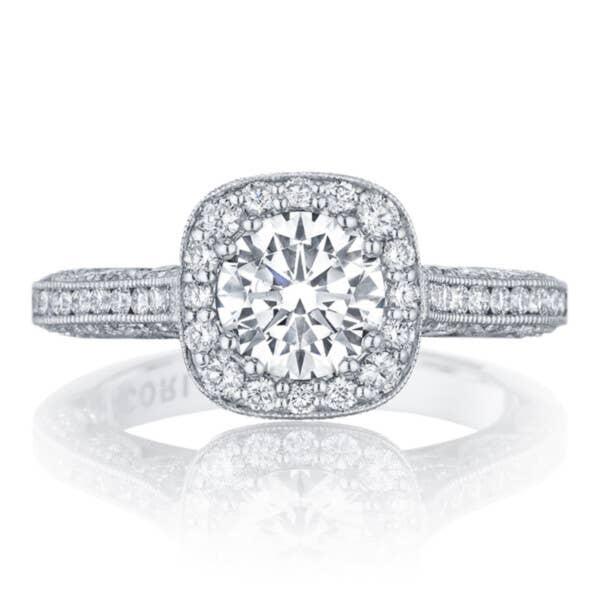 Tacori Engagement Rings - HT2550CU