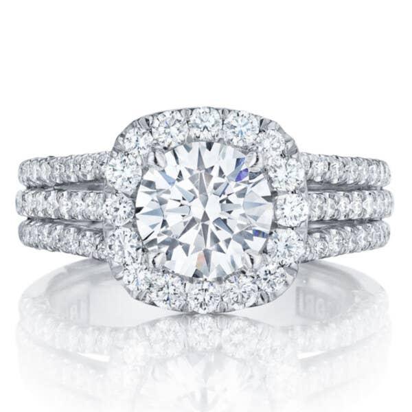 Tacori Engagement Rings - HT2551CU