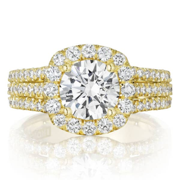 Tacori Engagement Rings - HT2551CU75Y