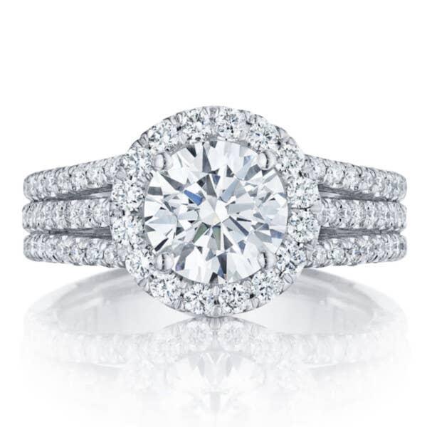 Tacori Engagement Rings - HT2551RD