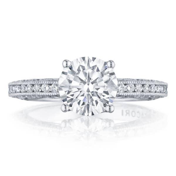 Tacori Engagement Rings - HT2553RD