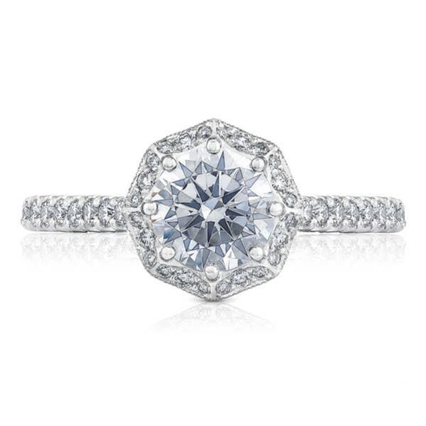 Tacori Engagement Rings - HT2555RD65W