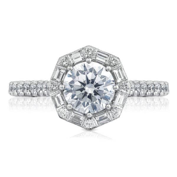 Tacori Engagement Rings - HT2556RD