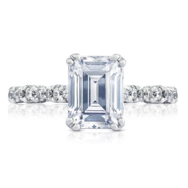 Tacori Engagement Rings - HT2558EC