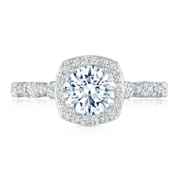 Tacori Engagement Rings - ht2560cu65