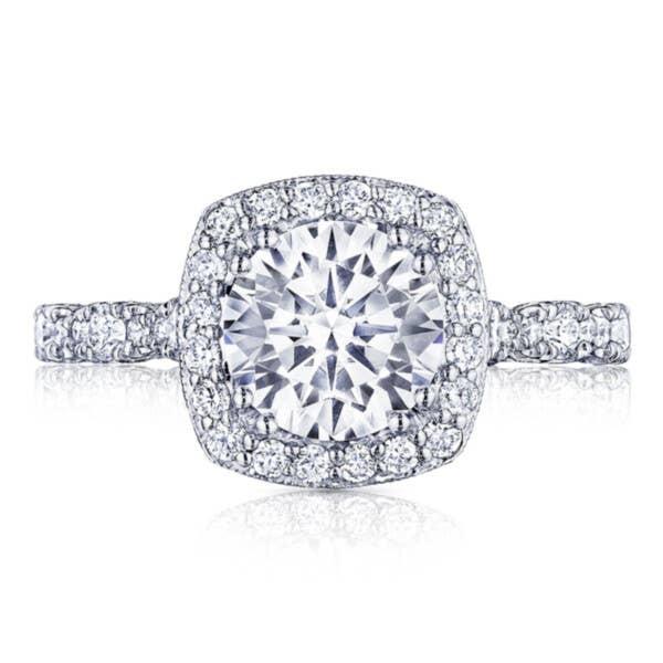 Tacori Engagement Rings - ht2560cu
