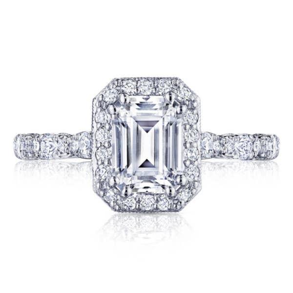 Tacori Engagement Rings - HT2560EC