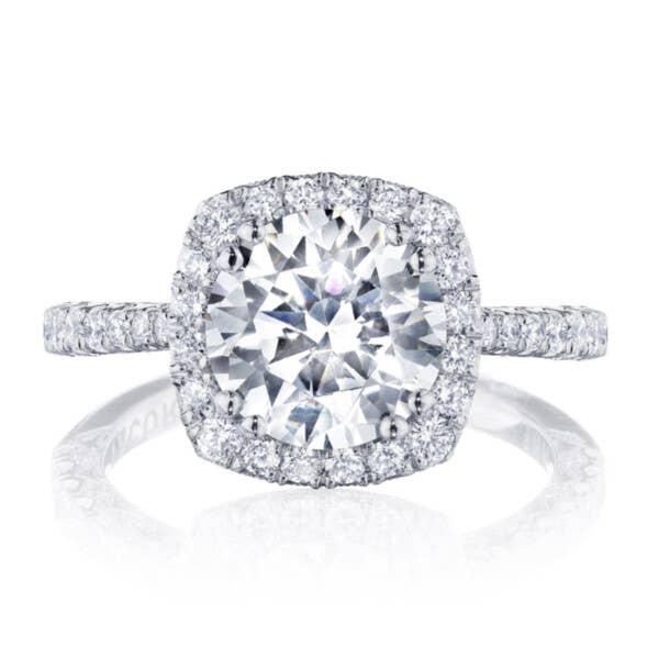 Tacori Engagement Rings -HT2571CU