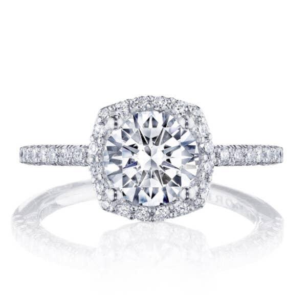 Tacori Engagement Rings -HT257215CU