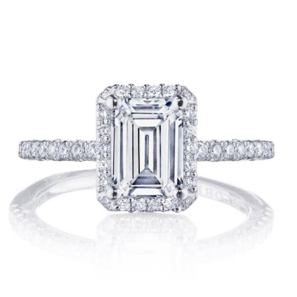 Tacori Engagement Rings -HT257215EC75X55W