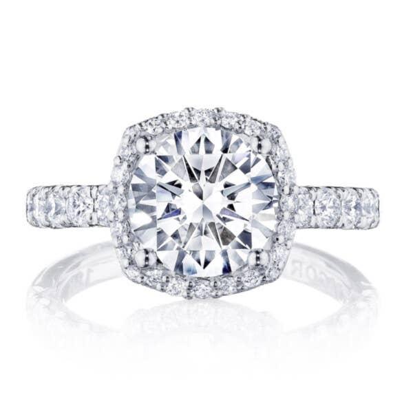 Tacori Engagement Rings -HT257225CU