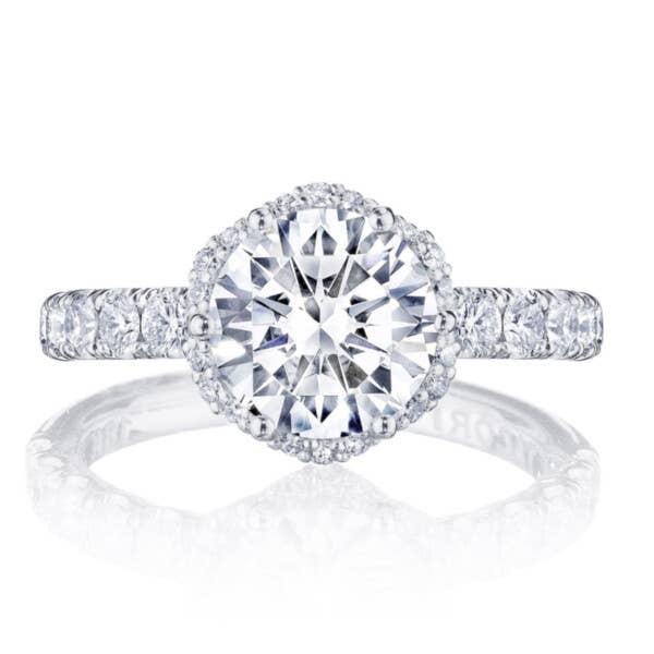 Tacori Engagement Rings -HT257225RD