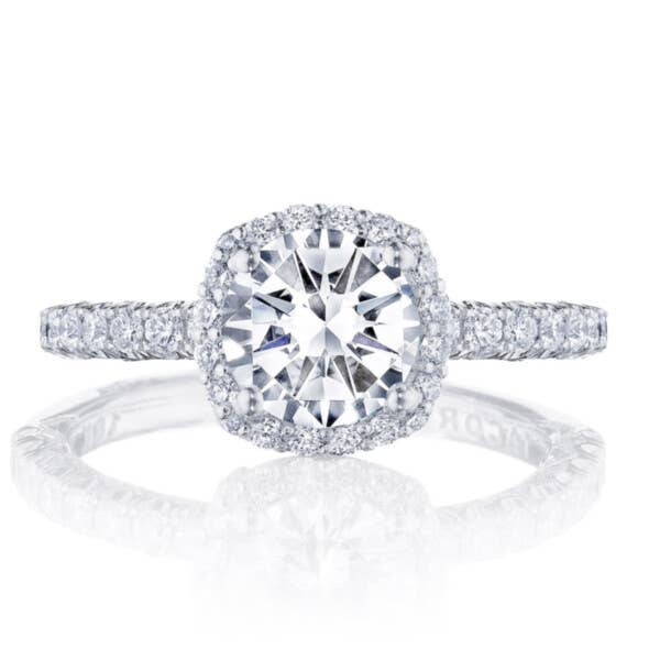 Tacori Engagement Rings -HT2572CU