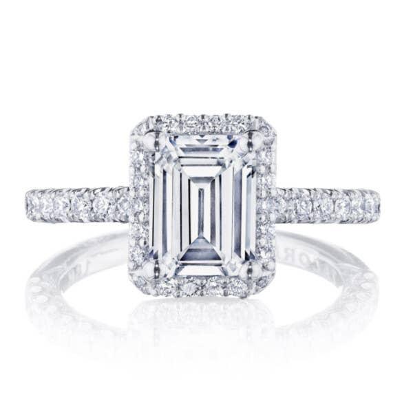Tacori Engagement Rings -HT2572EC8X6W