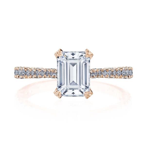 Tacori Engagement Ring HT2578EC75X55PK