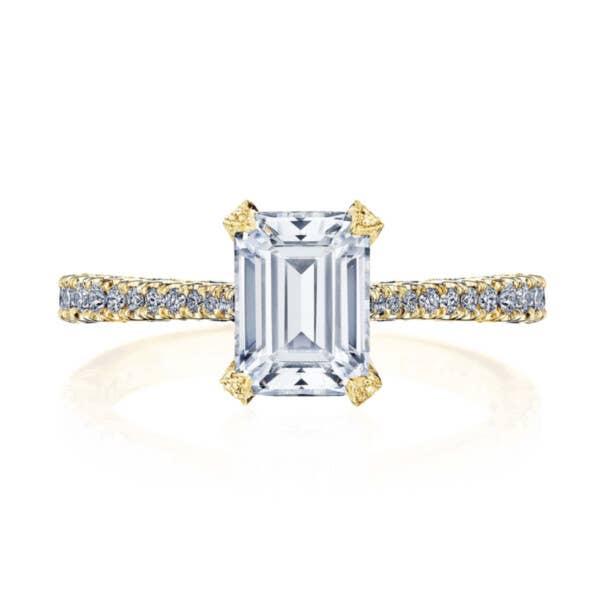 Tacori Engagement Ring HT2578EC75X55Y