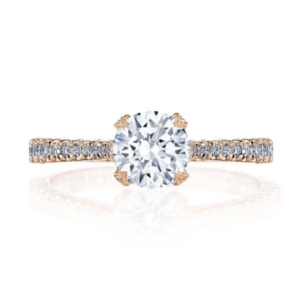Tacori Engagement Ring HT2578RD6PK