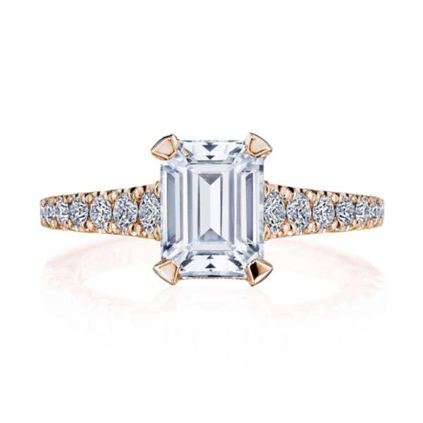 Tacori Engagement Ring HT2579EC8X6PK