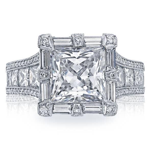 Tacori Engagement Rings - HT2601PR