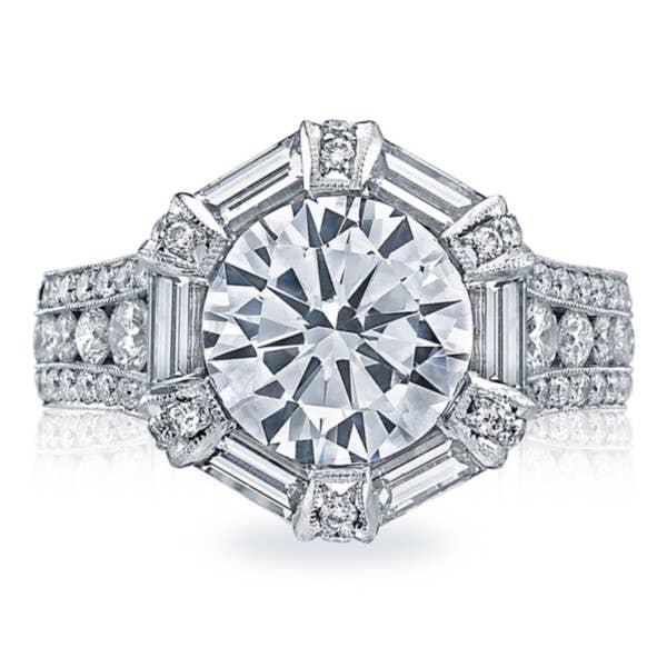 Tacori Engagement Rings - HT2603RD