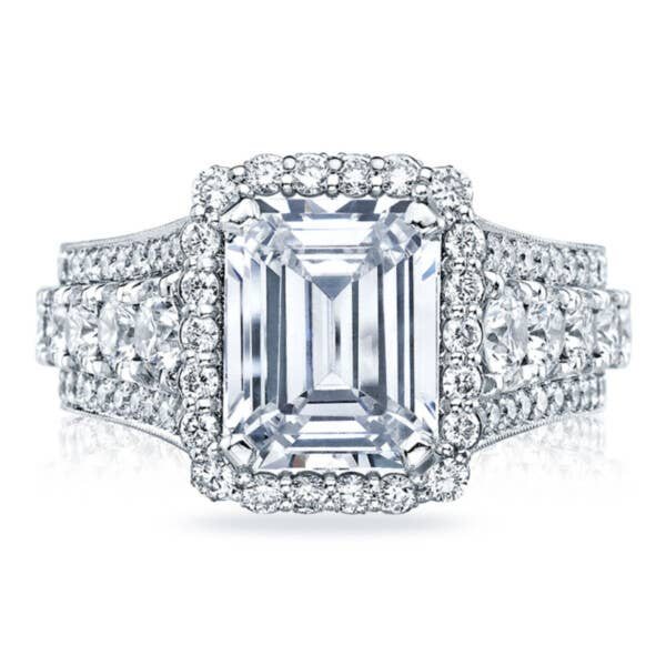 Tacori Engagement Rings - HT2613EC