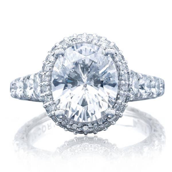 Tacori Engagement Rings - HT2624OV