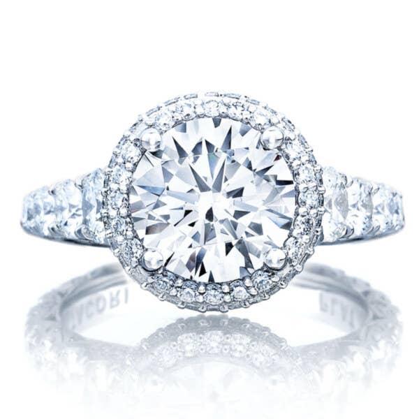 Tacori Engagement Rings - HT2624RD